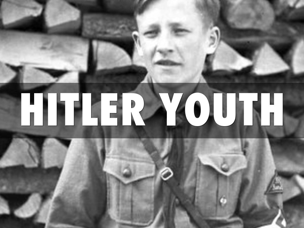 thesis on hitler youth This technique of indoctrination was really efficient, as young germans were attracted by the entertaining aspect of the hitler youth, making the movement a success: by 1939, 7,2 millions out of 8millions germans aged between 10 and 18 years old were part of the hitler youth.