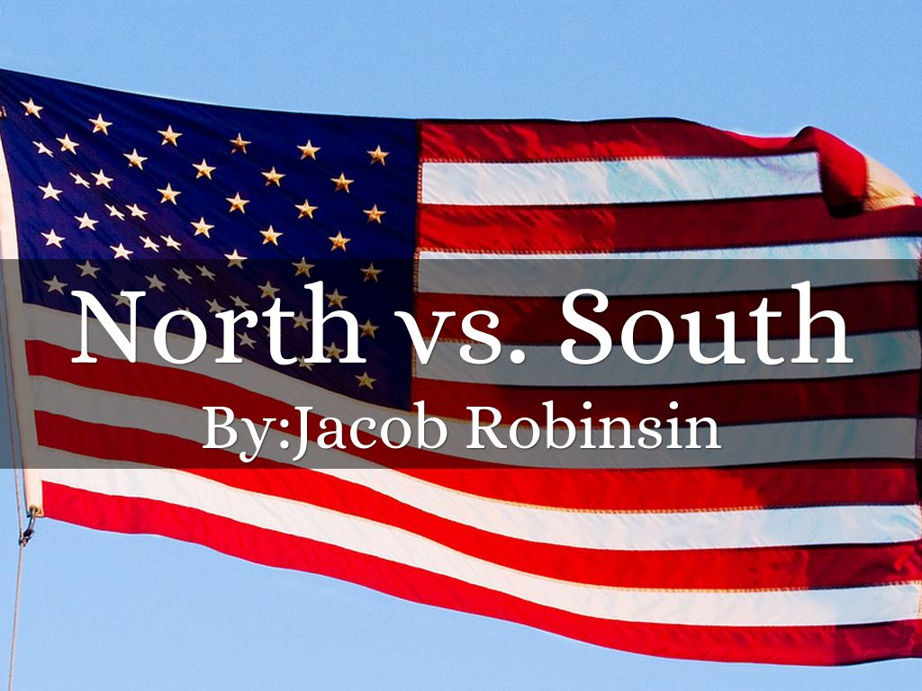 North v.s South