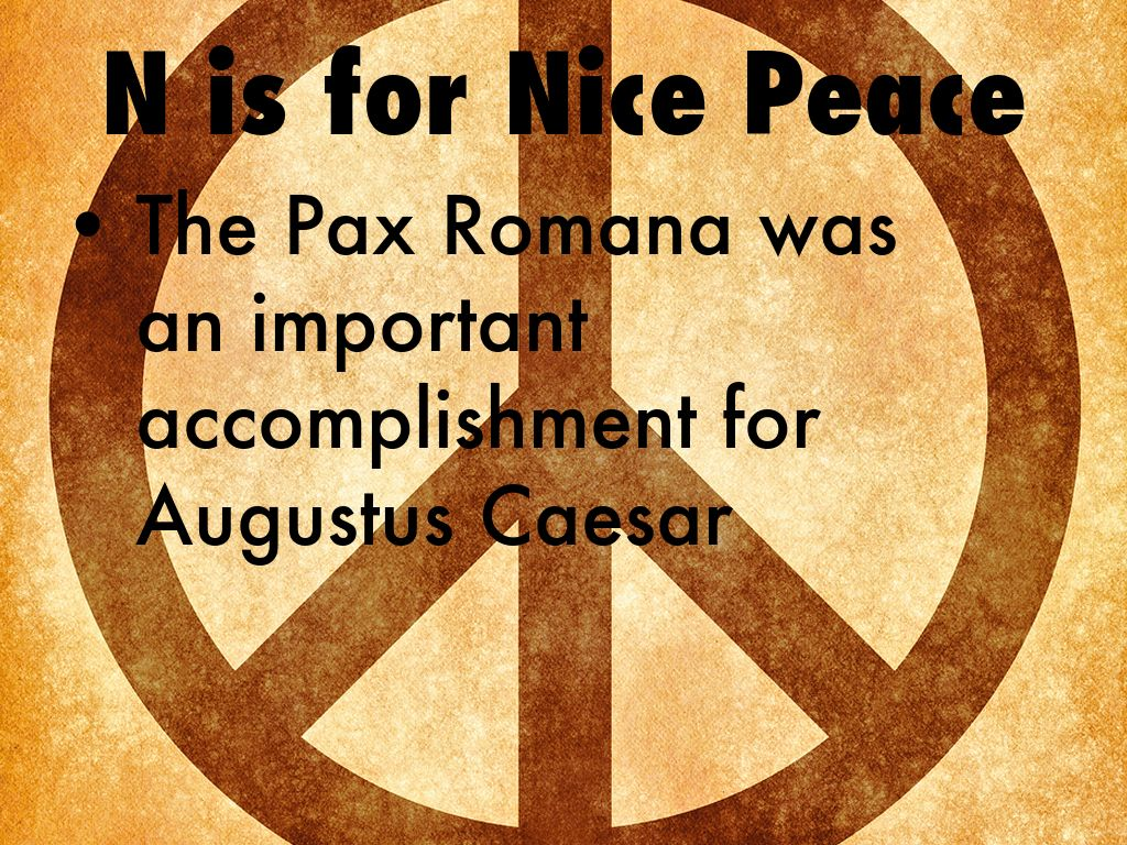 Pax Romana Symbol 79304 Newsmov