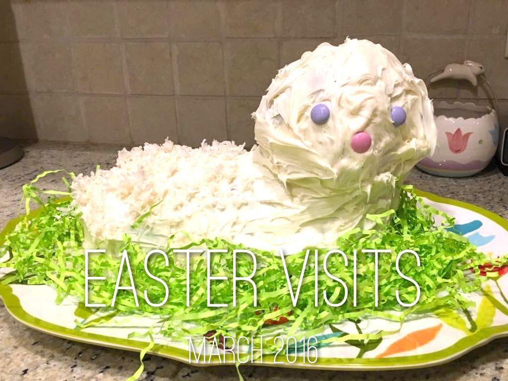 Easter Visits