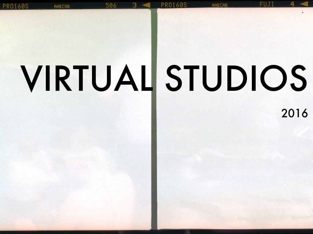 Virtual Studios 2016