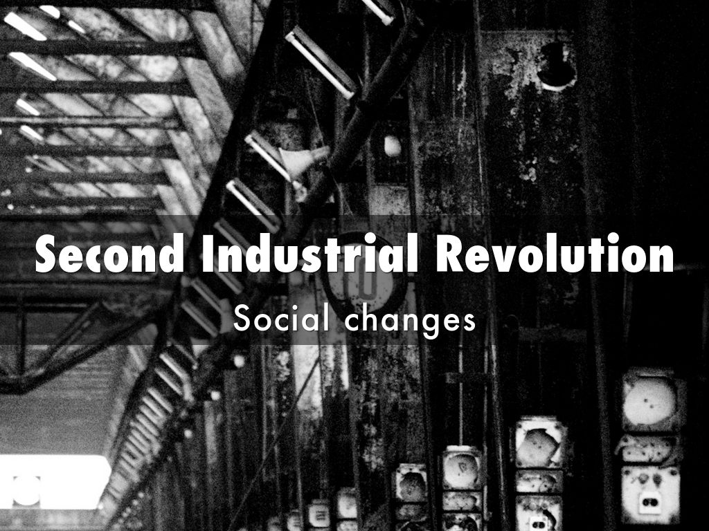 second industrial revolution Get an answer for 'did the second industrial revolution differ from the first' and find homework help for other history questions at enotes.
