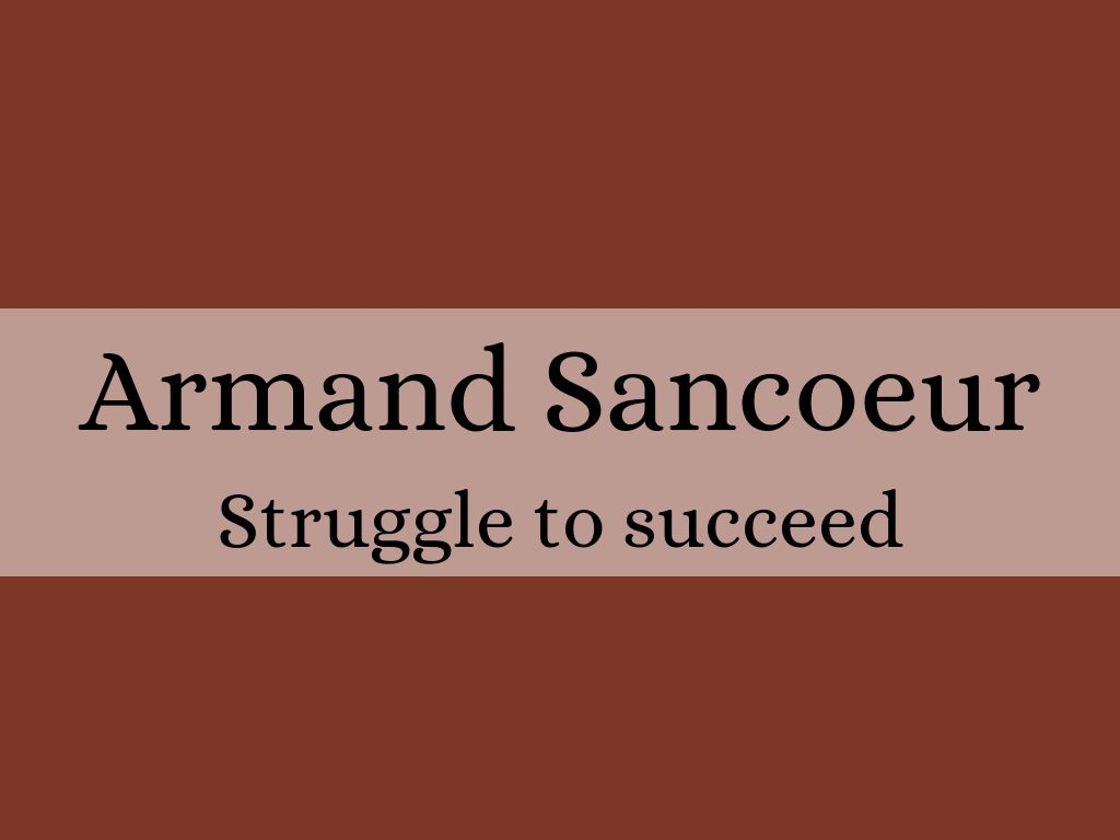 Armand Sancoeur