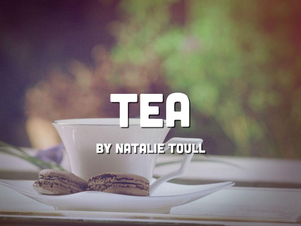 Tea For Trade