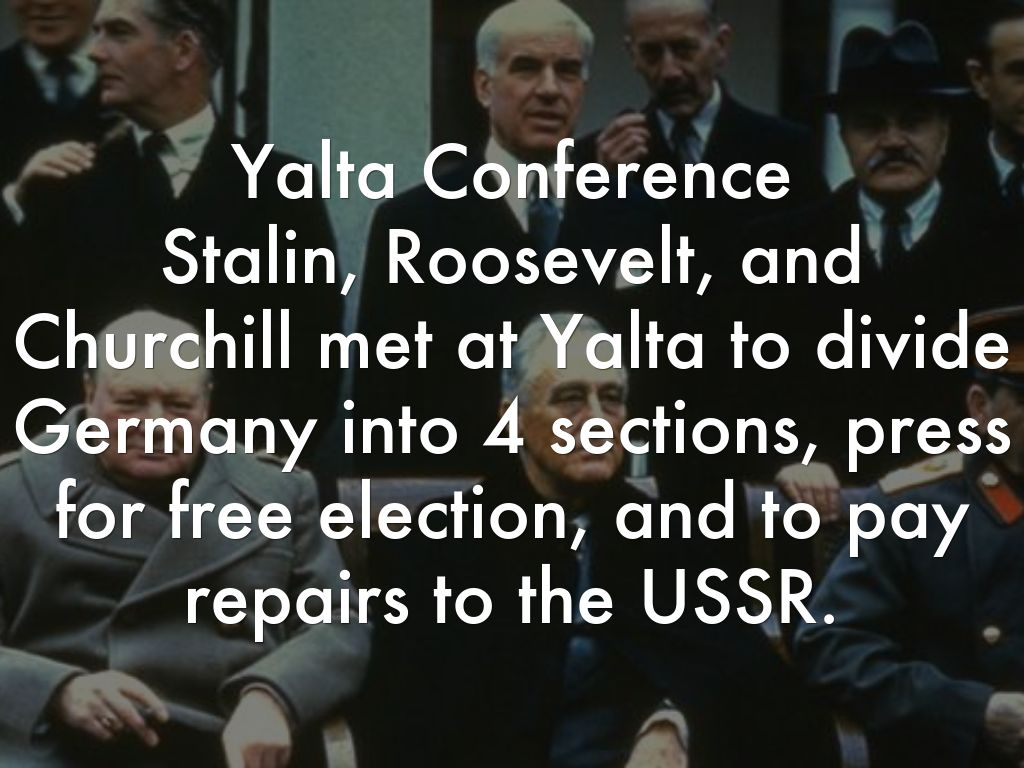 a study of the marketplace at yalta The yalta conference,  and a jacob-style study of maple wood, which elicited particular admiration of nicholas ii  the effects of market policies led to the.