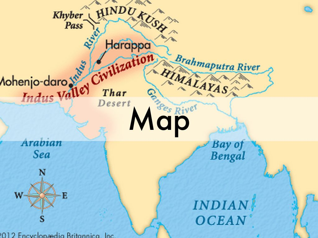 Indus River Valley Map Indus River Valley Civilisation by 19skhan