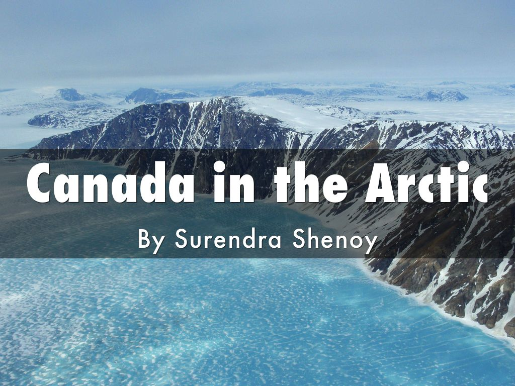 Copia di CANADA on the Arctic