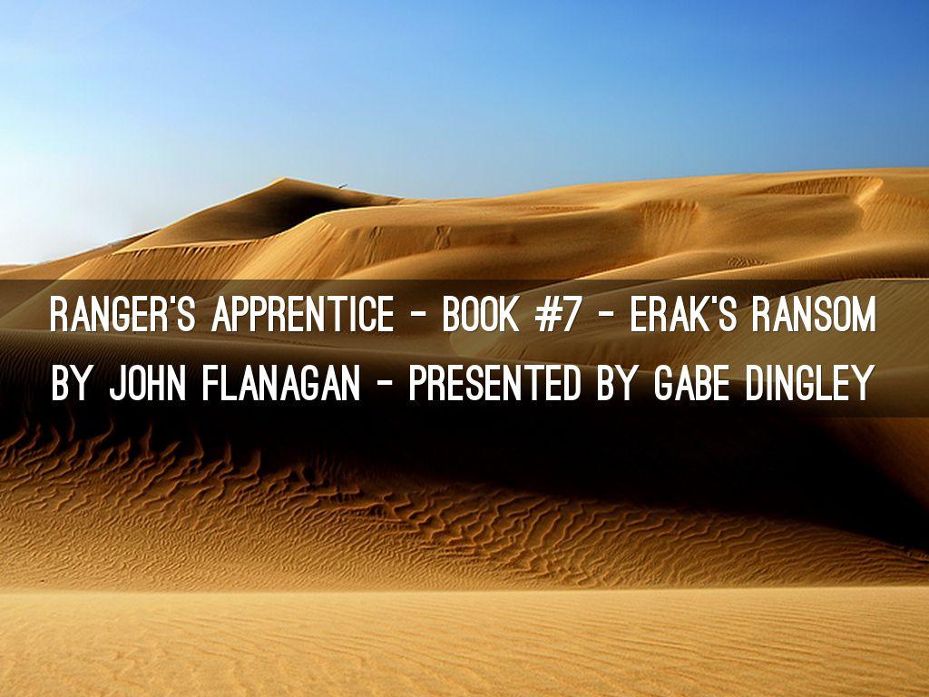 Ranger S Apprentice Book 7 Erak S Ransom By 91runkel