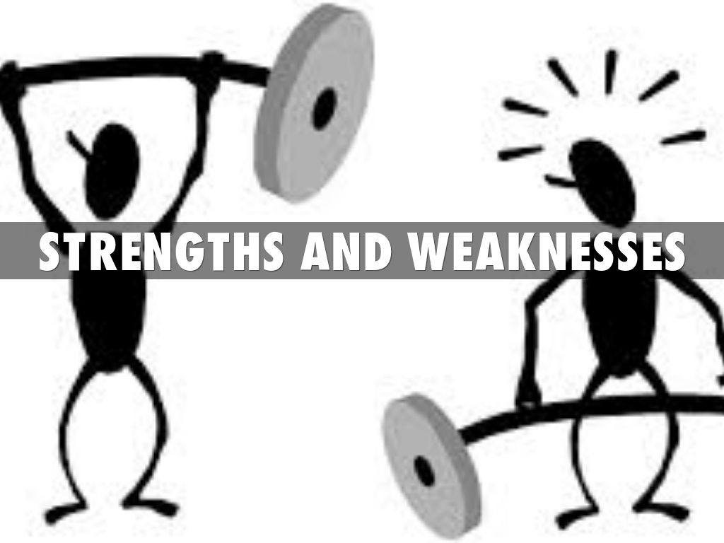 strengths and weaknesses of writing A writer requires oodles and oodles of strength from the time he/she decides to write someone has rightly said you become a writer from the moment you start writing.