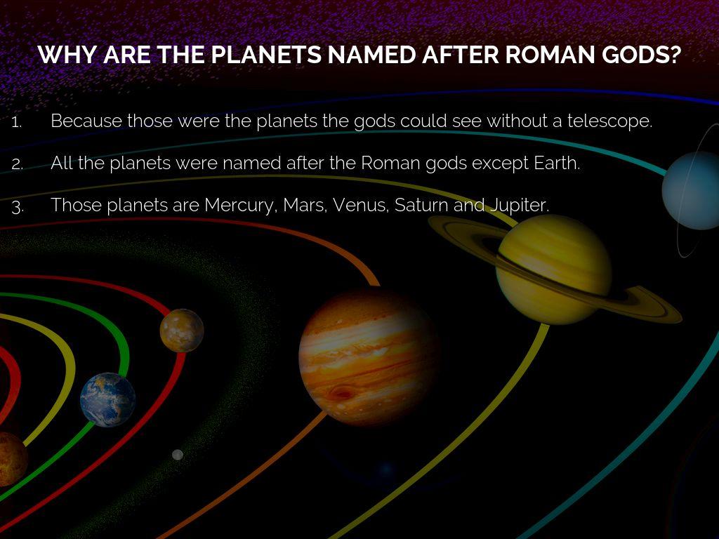 roman planets - photo #22