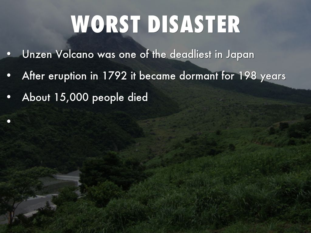 Volcanic Eruptions In Japan By Lynchl19