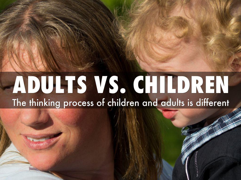 Hasil gambar untuk adults v children
