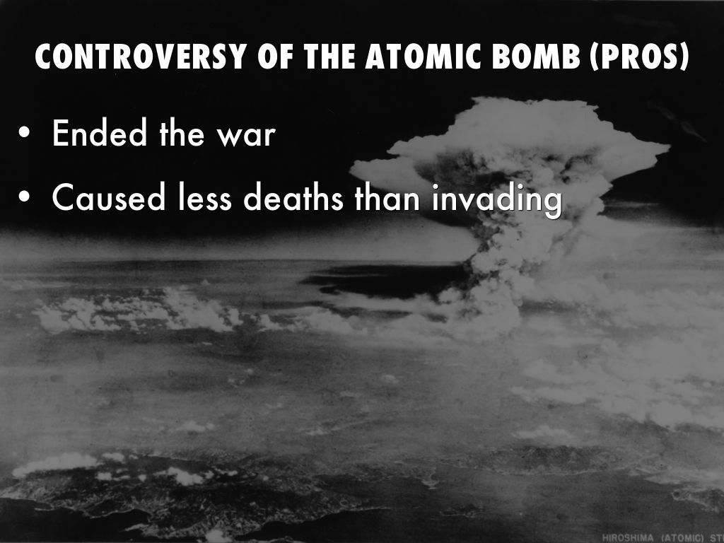 economic effect of atomic bomb After the bomb the pursuit of peace  these laws went into effect on the  truman ordered a more focused study of a-bomb injuries by a newly founded atomic bomb.