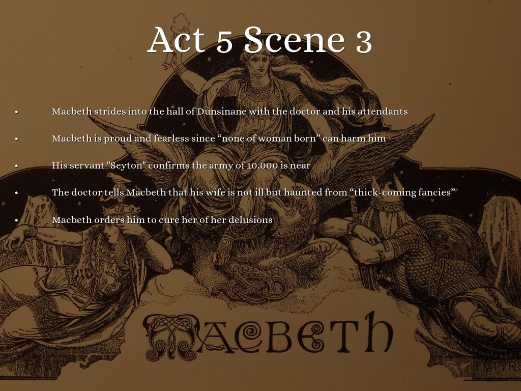 the contrast in lady macbeths character between act 1 scene 5 and act 5 scene 1 essay Hell is murky, says lady macbeth, and that spiritual darkness is echoed by the fact that the scene is played entirely in the dark, with the exception of one candle, which lady macbeth insists on having next to her.