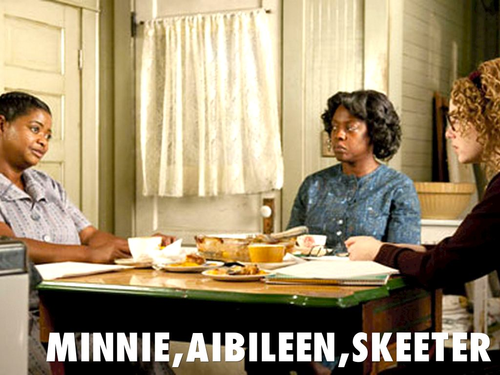 aibileen and skeeter relationship counseling