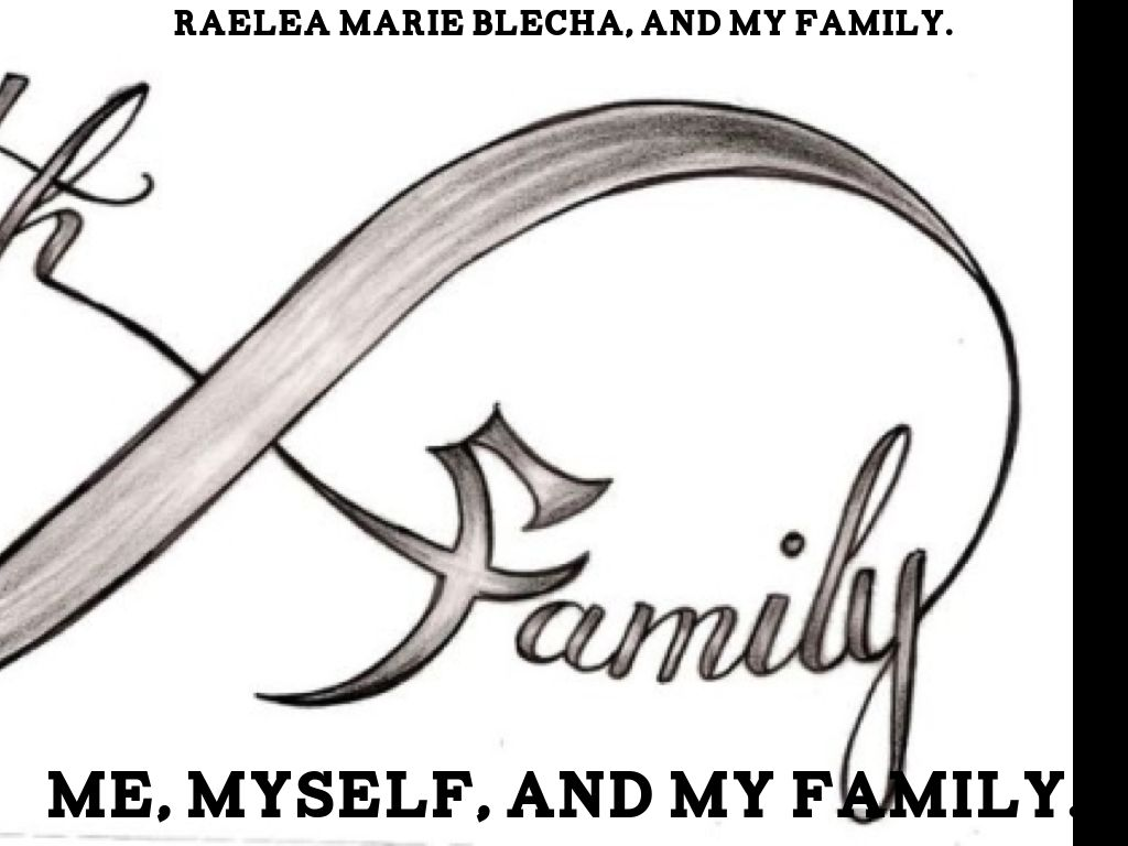 Copy Of Me Myself And I By Rae Blecha