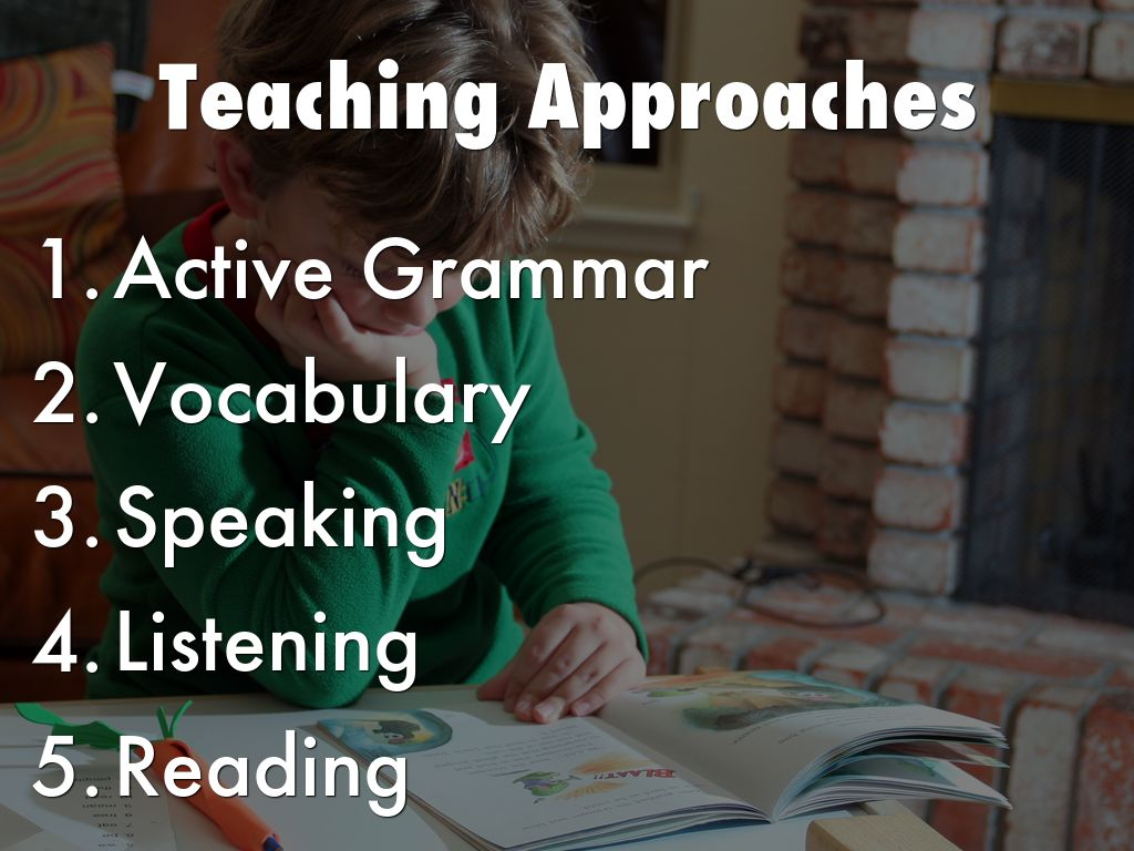 approaches to teaching reading in a second 2 approaches to teach reading language experience 3 language experience approach  language experience approach is 5 language-experience approach  it is an approach to reading in which the child's own language and experiences is used to create reading.