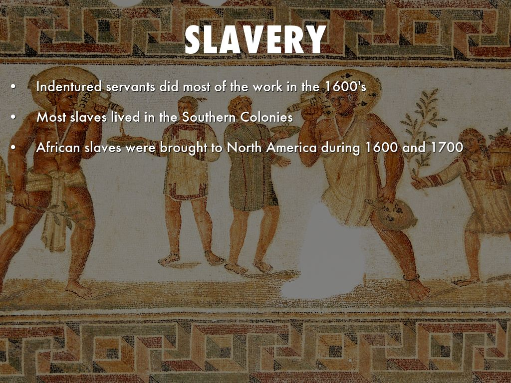 north american slavery essay Slavery in america essay writing service, custom slavery in slavery in america essay it appeared that the american's in the north were far more.