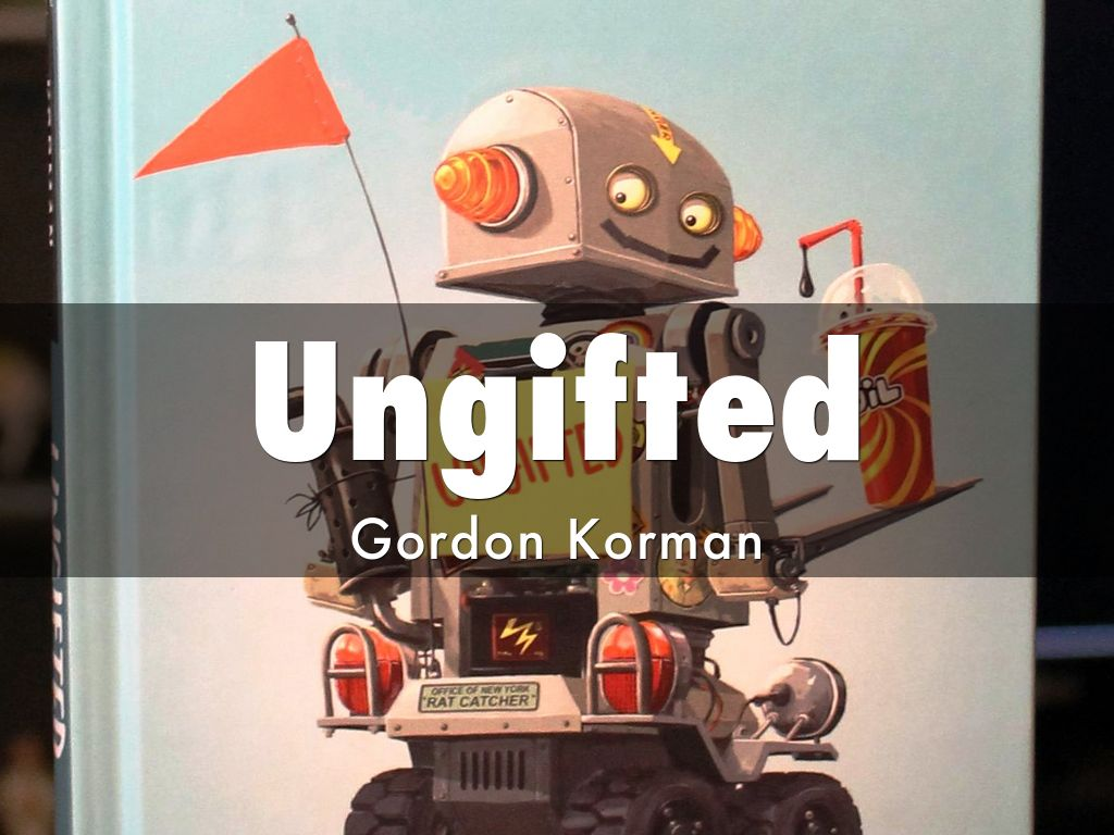 ungifted by barbaugh