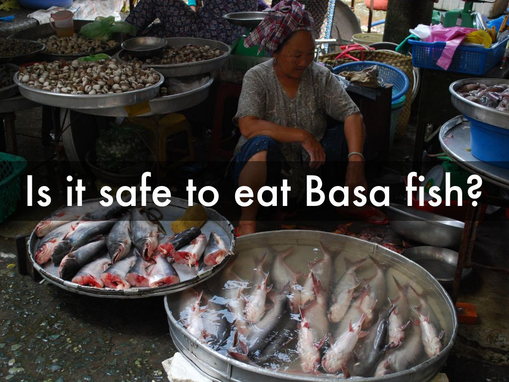 Is basa fish safe to eat by kornelia santoro for Safest fish to eat
