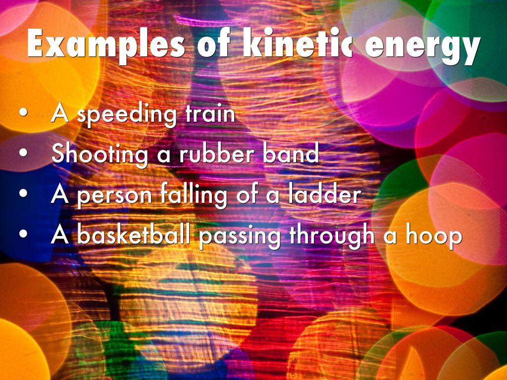 Potential Energy By Karla Yanez