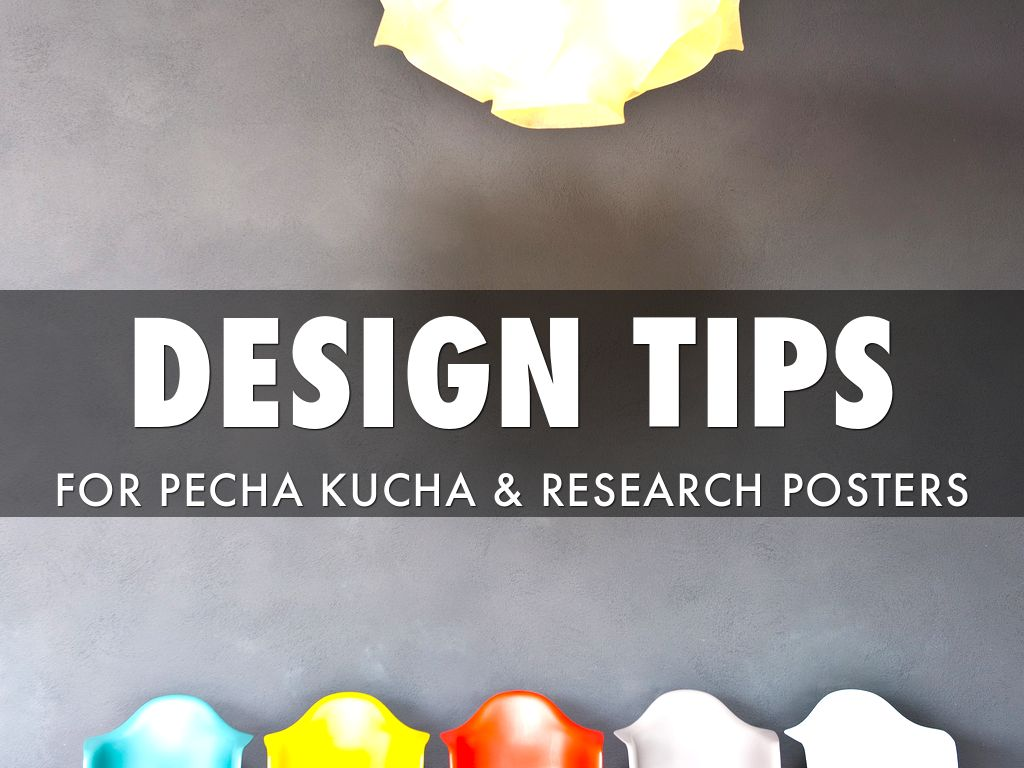 design tips for pecha kucha by ben mccorkle