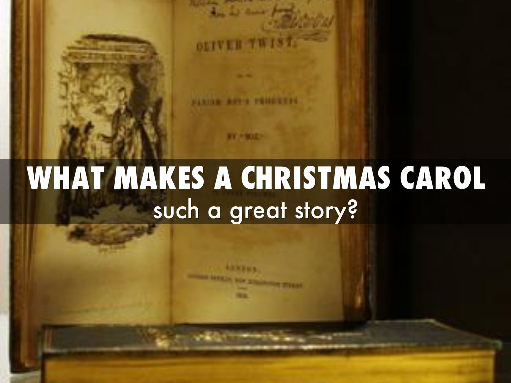 Literary Elements in A Christmas Carol by Charles