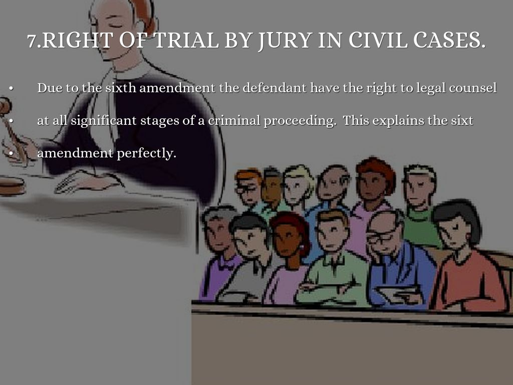 Right To A Jury Trial In Civil Cases | www.pixshark.com ... Jury Trials In Civil Cases