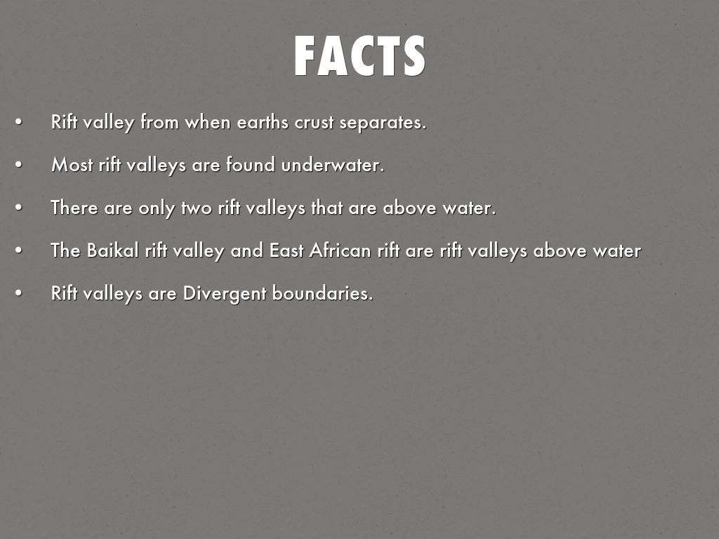 Rift Valley By Avery Sanders