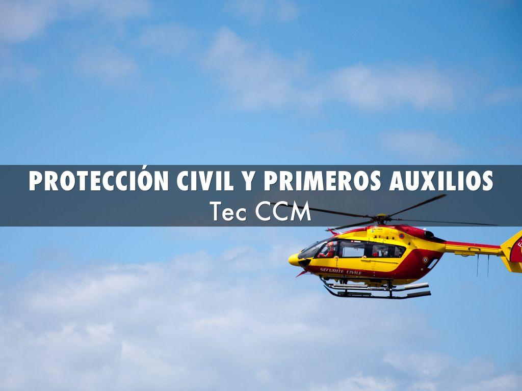 ProteccionCivil-PrimerosAuxilios