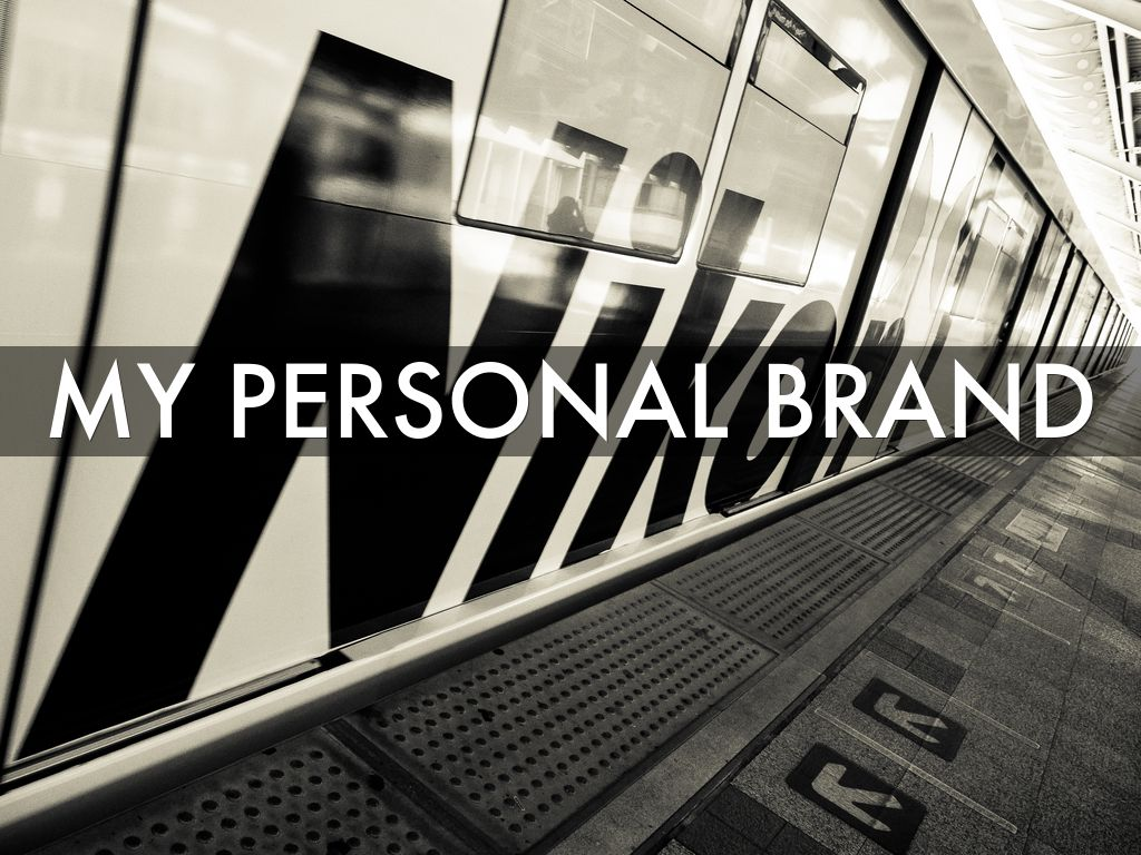 My Personal Brand by Liane Velasco