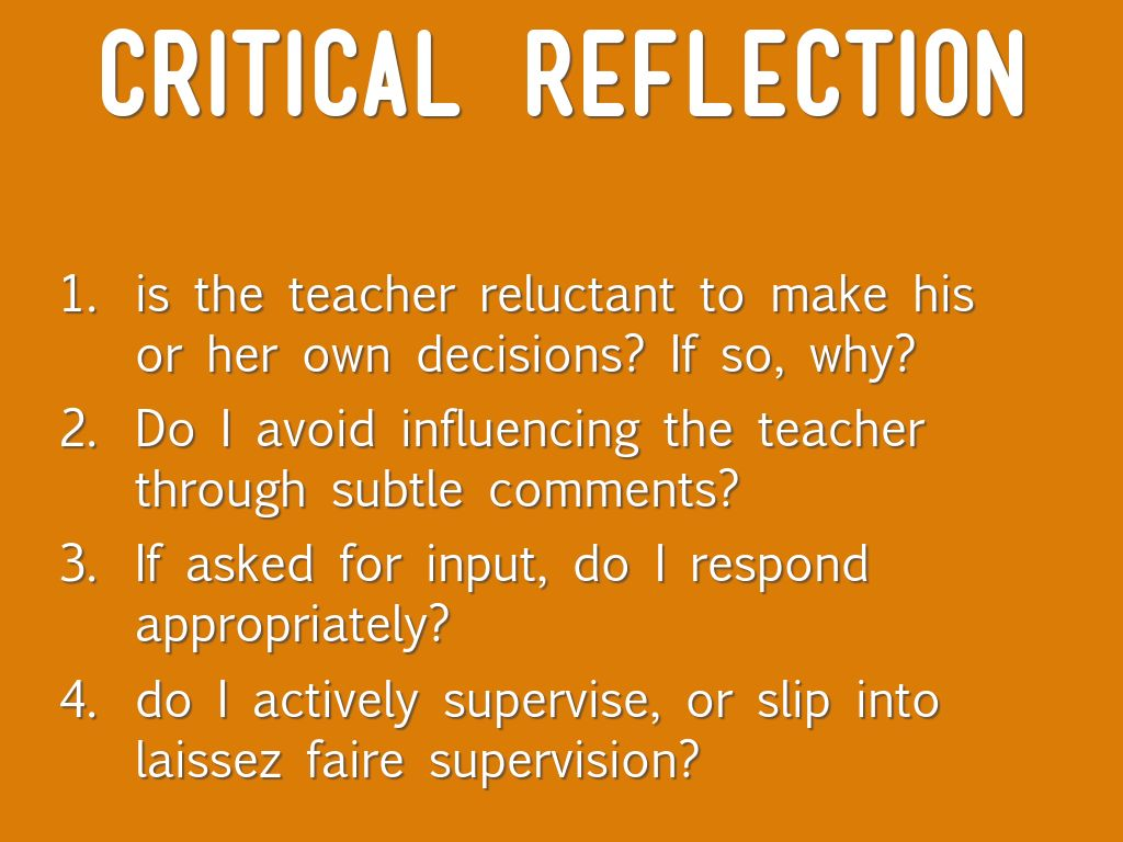micro teaching critical reflection Check out our top free essays on micro teaching examples to help you write your own essay.