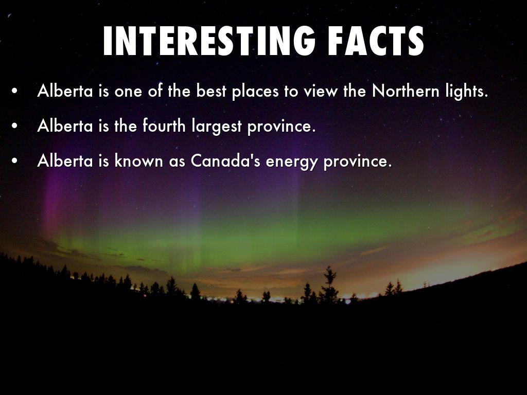 Alberta Trivia Questions & Answers | Canada