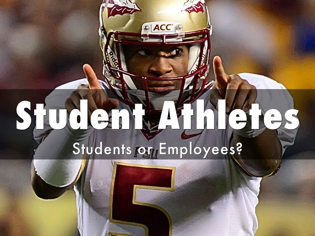 athletes or employees College athletes: what is fair compensation whether student-athletes should be reclassified as employees dent-athletes have graduated with grade school.