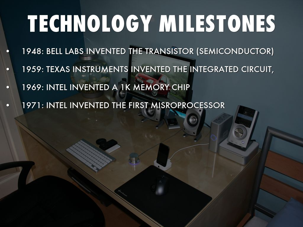 A Brief History Of Pcs By Ramanpreetbains Intelcomputers Intel Computers Integrated Circuit