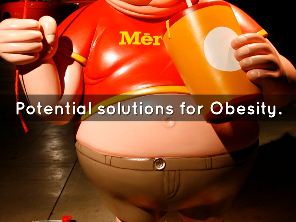 solution for obesity