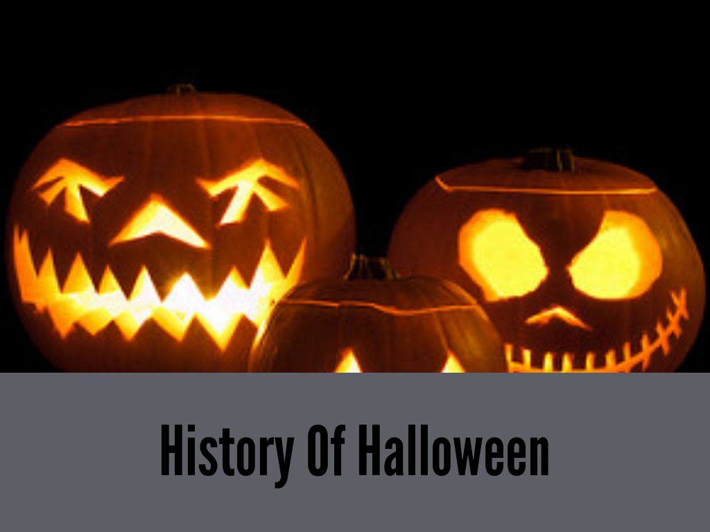 History Of Halloween by lewtin.yates