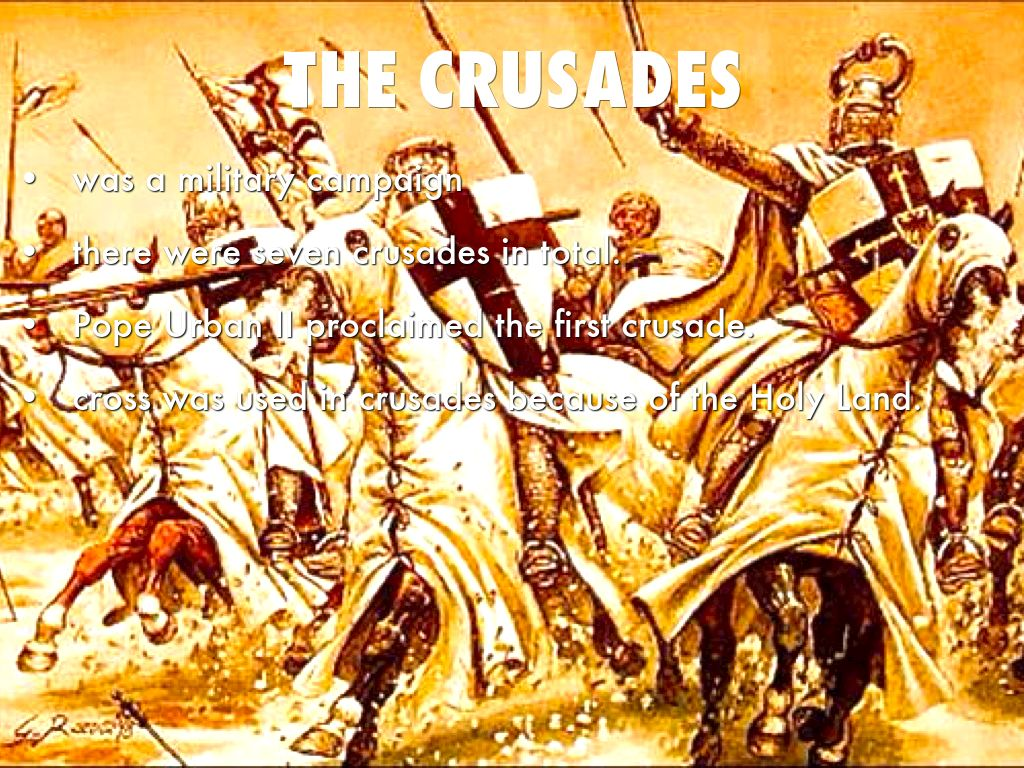 the first christian crusade four accounts