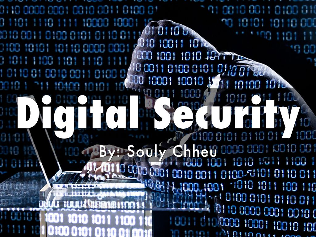 digital security by souly chheu