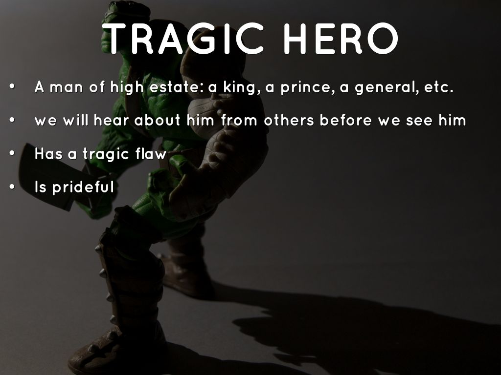 tragic hero macbeth tragic hero