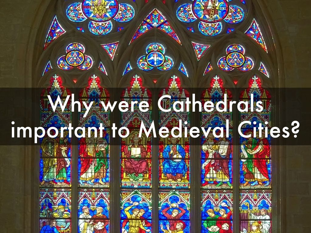 Comparing Gothic Cathedrals by Kari Slaten