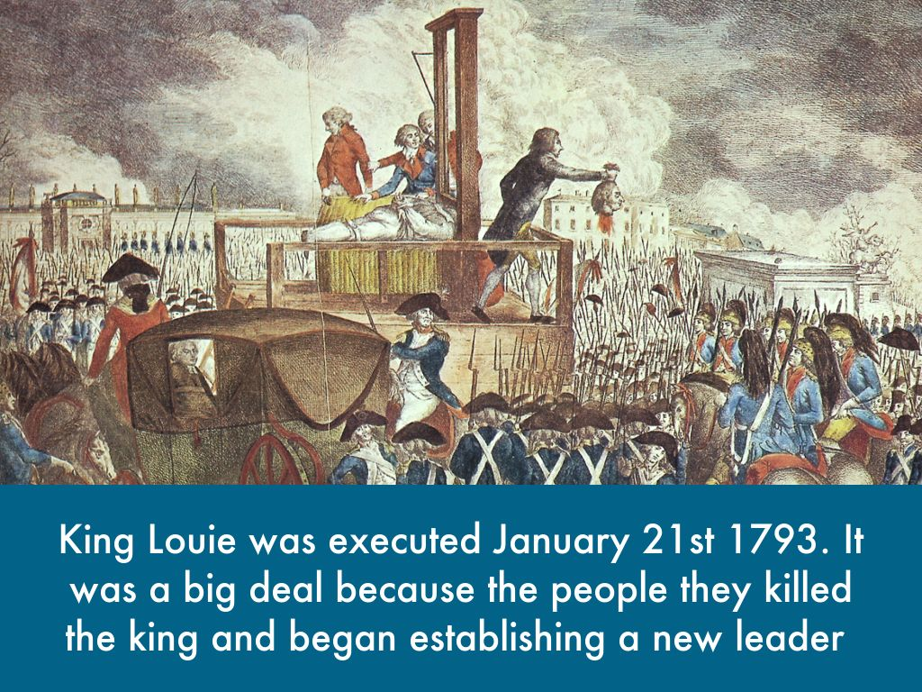 the french revolution king louis