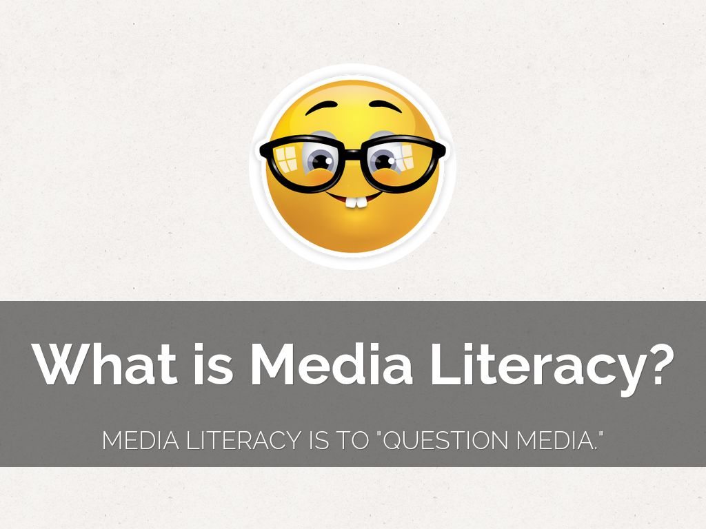 What is Media Literacy Today? by helraphaelfsp