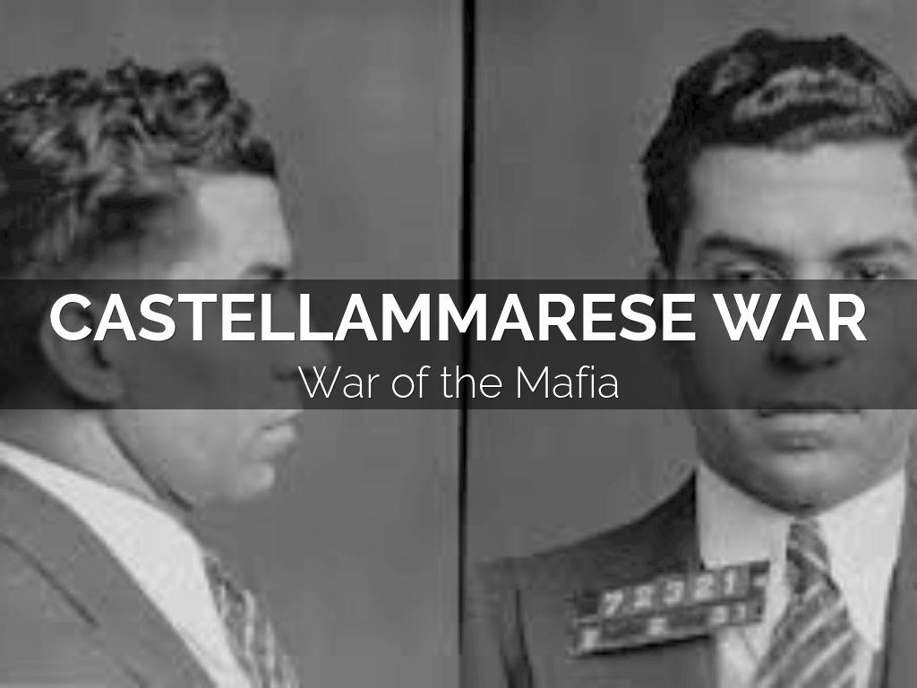 castellammarese war