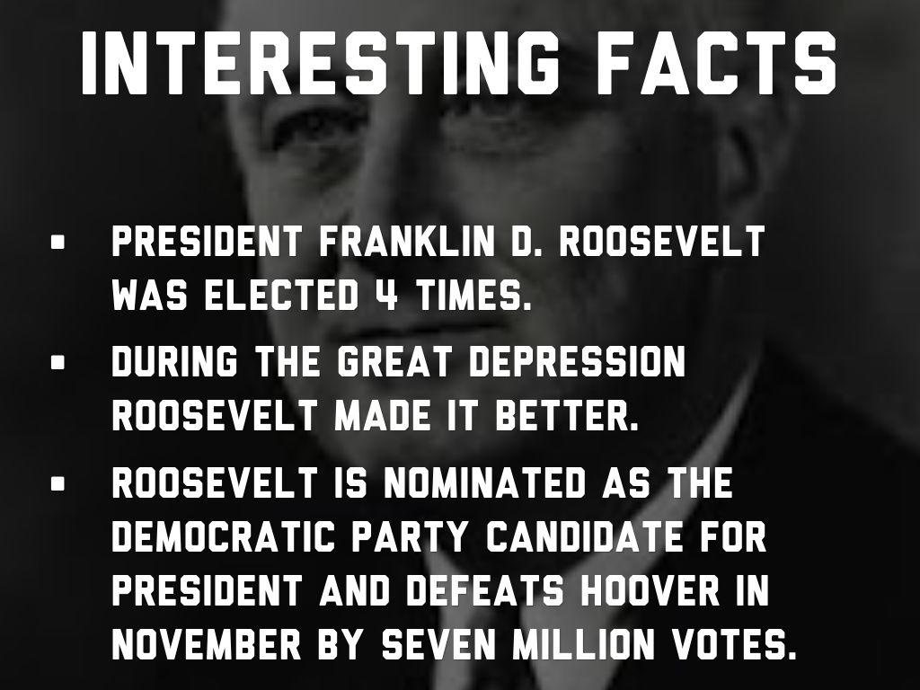 Franklin D. Roosevelt by Jada Wilmore