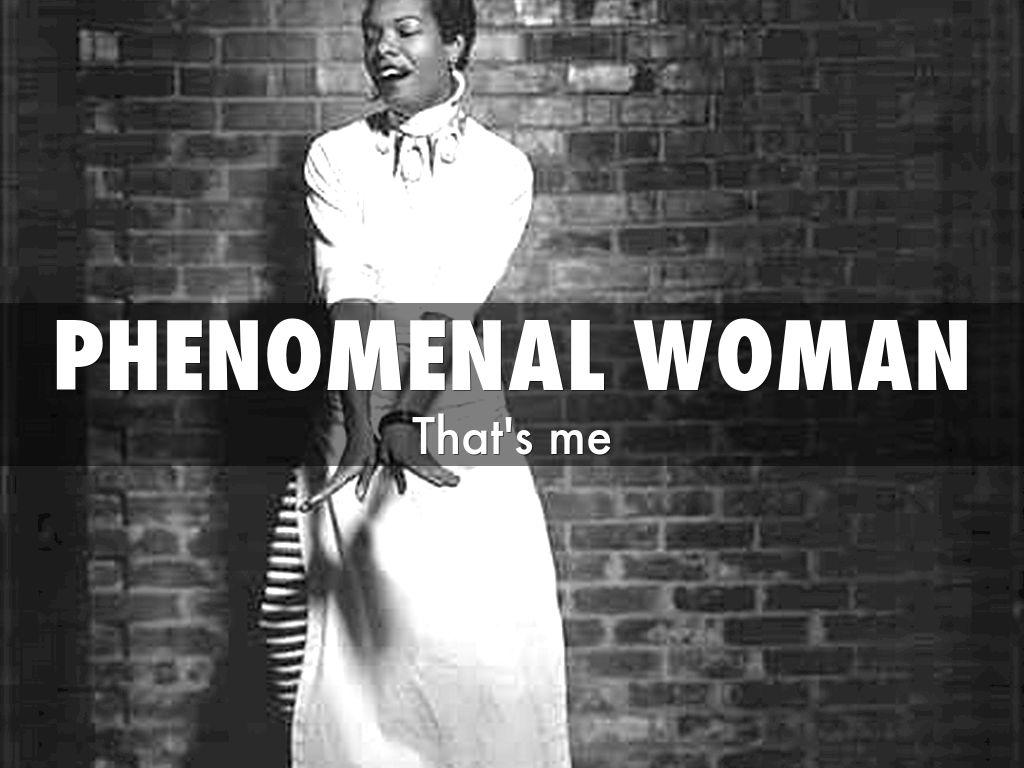 Phenomenal Woman Quotes Phenomenal Womananna Nomus