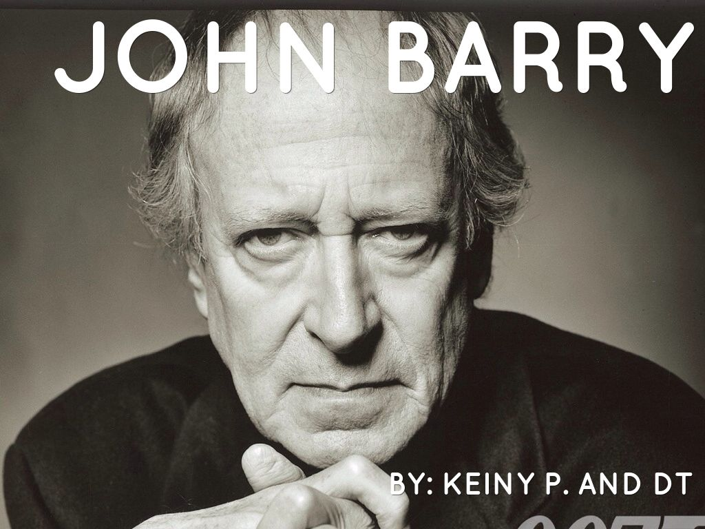 John Barry By Keiny Pham And Dt