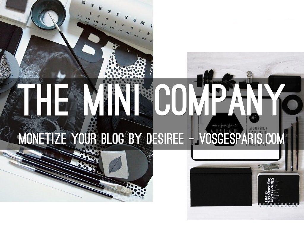Copy of The Mini Company