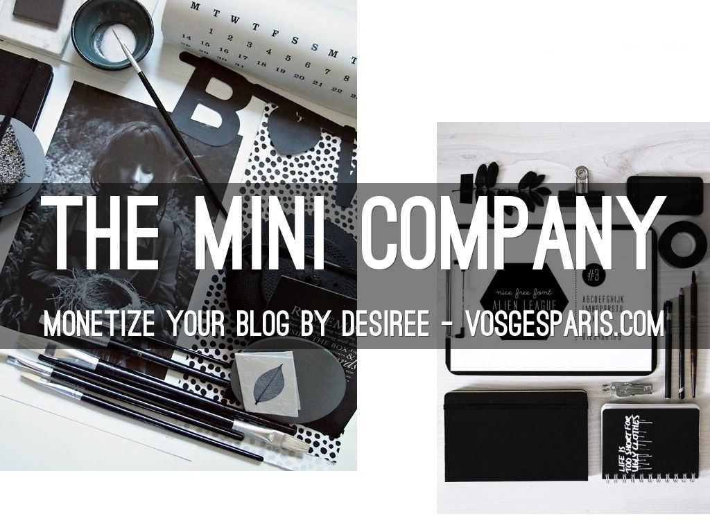 Copy of The Mini Company