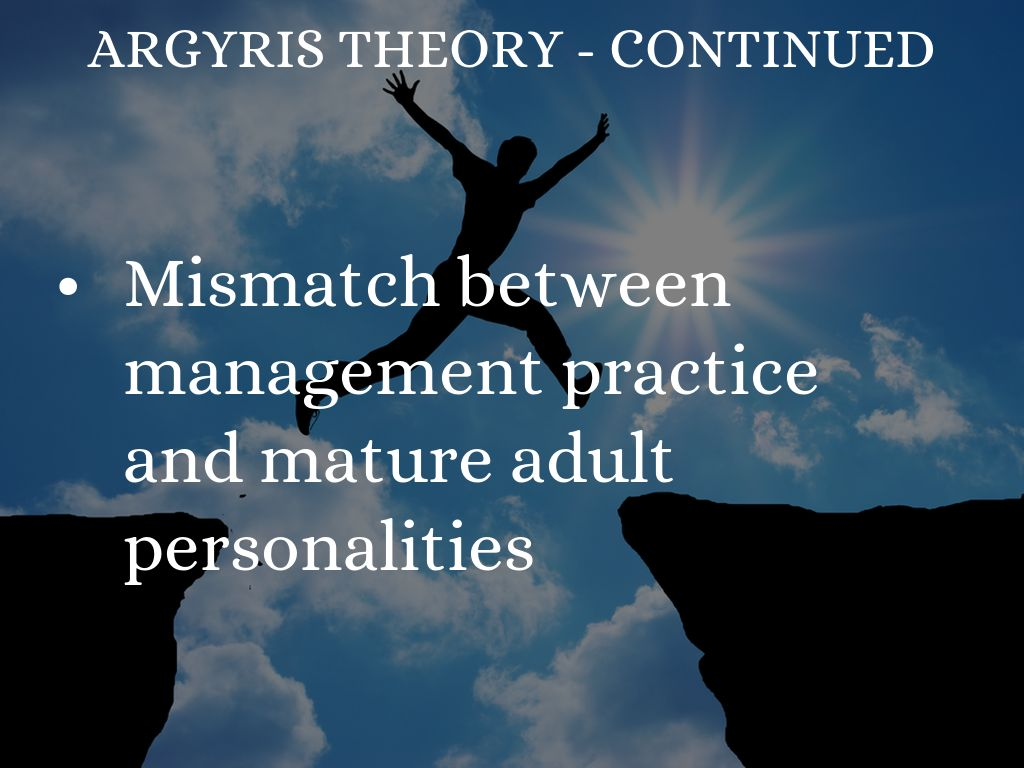 factors to the continuing mismatch between
